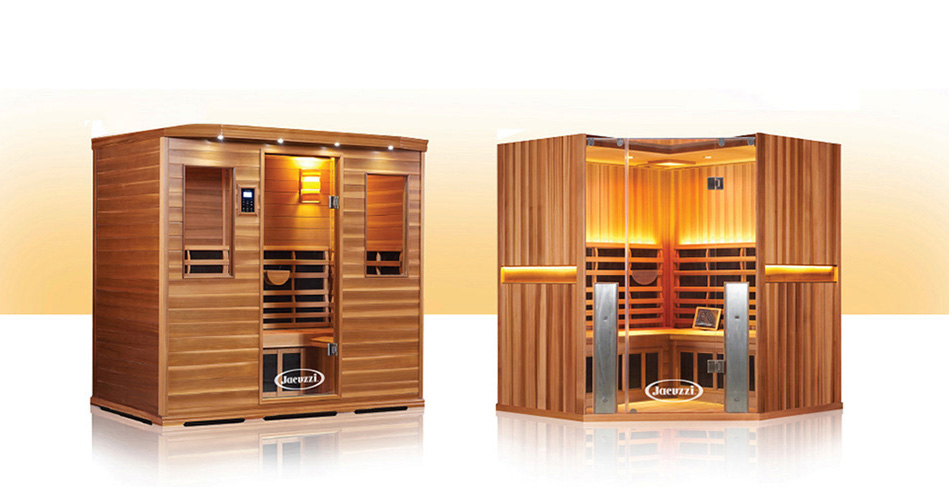 Clearlight Premier IS-5 and Sanctuary C infrared sauna models
