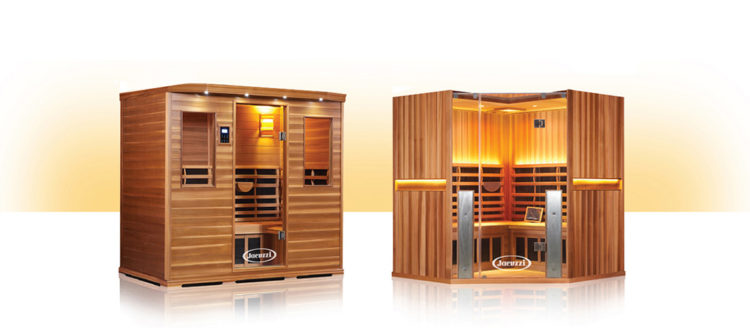 Clearlight Premier and Sanctuary infrared saunas